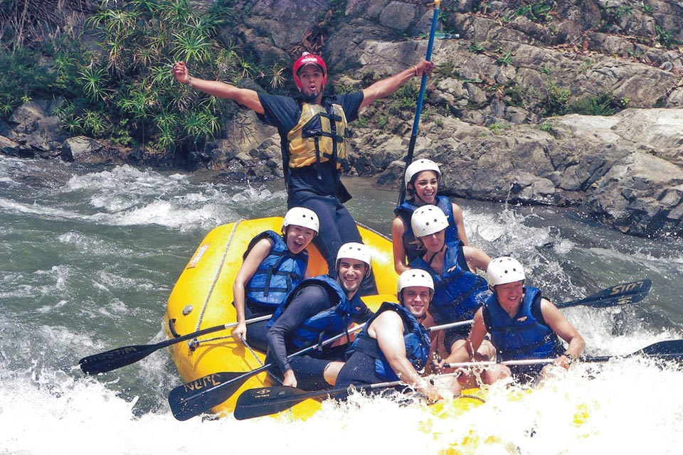 Jarabacoa Rafting