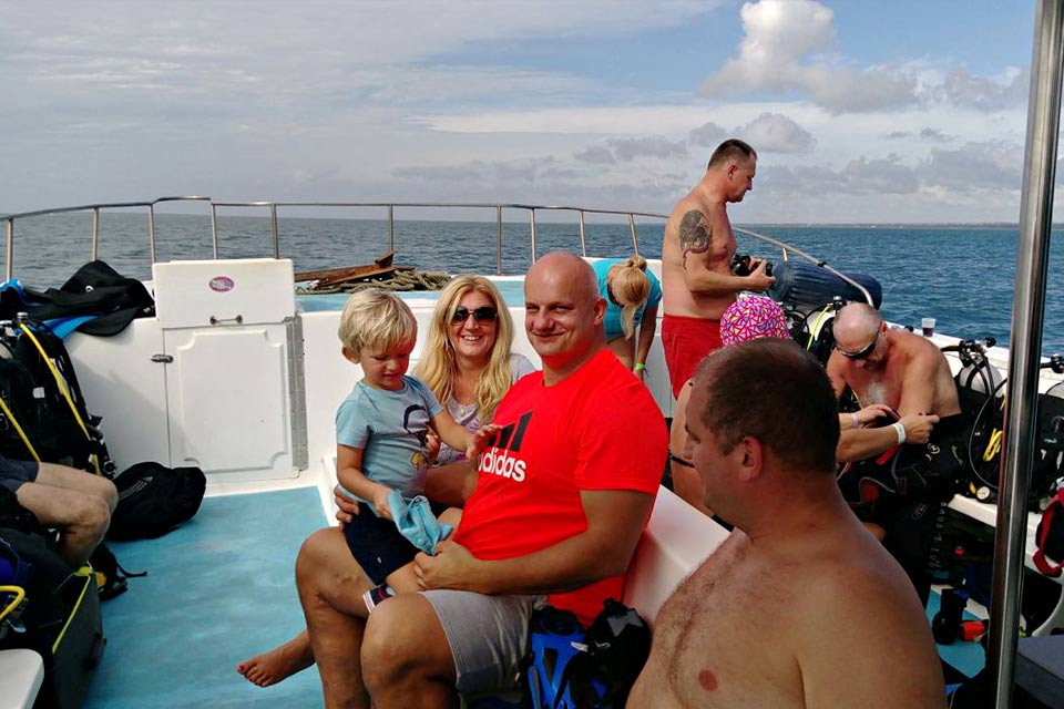 3 Day Diving Excursion in the Caribbean Sea