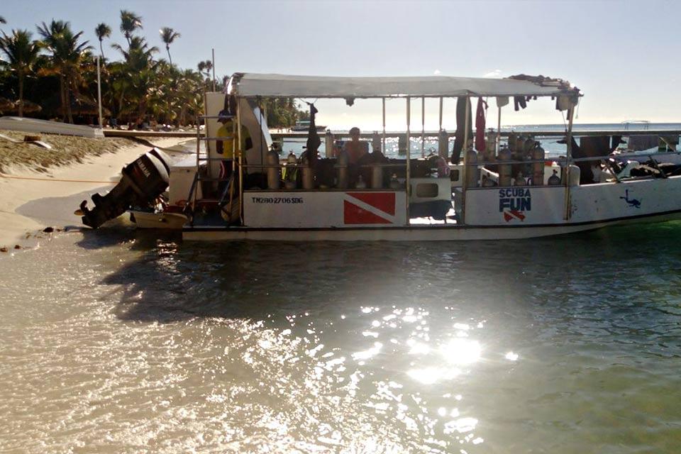 Un paquete de 4 días de buceo en el Mar Caribe