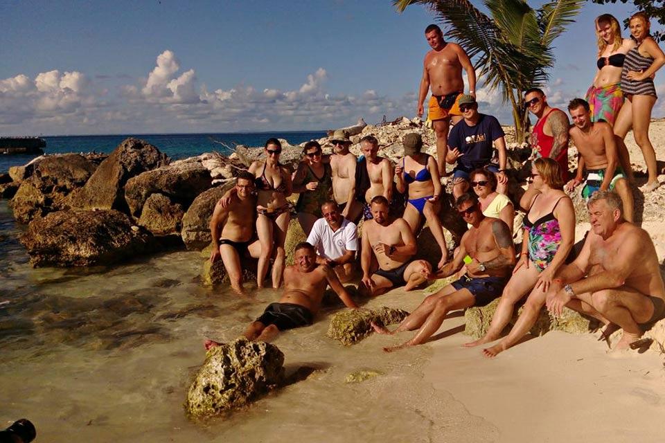 Un paquete de 5 días de buceo en el Mar Caribe
