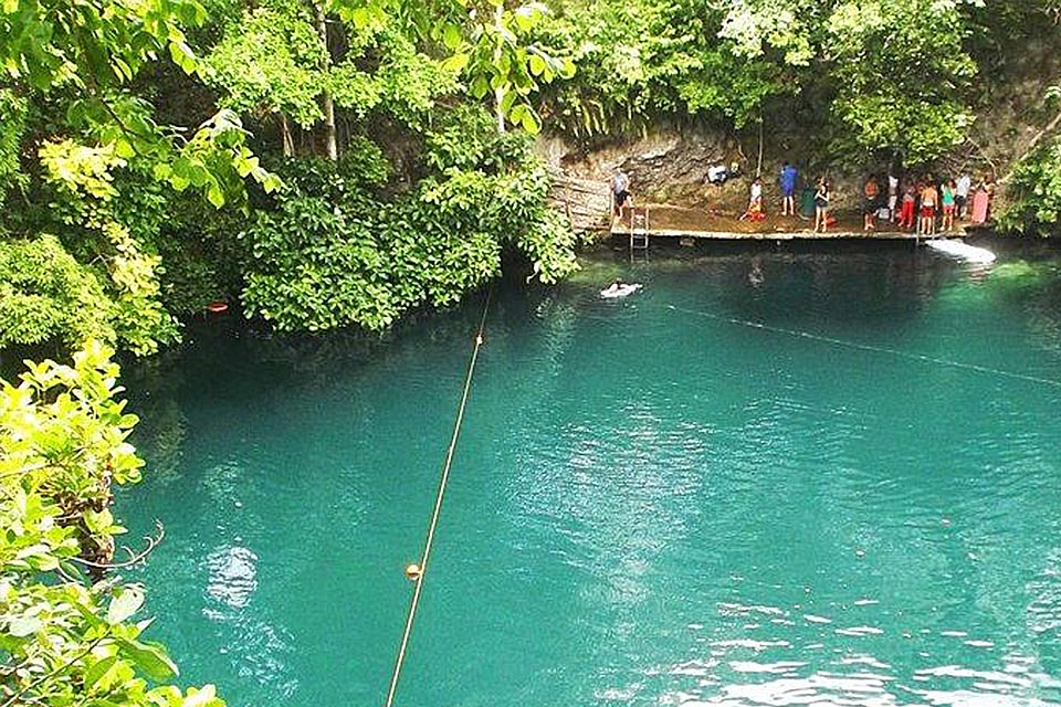 EL Dudu Lagoon & Cave