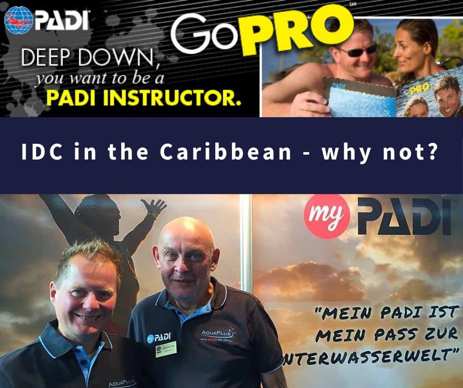 IDC in the Caribbean – why not?