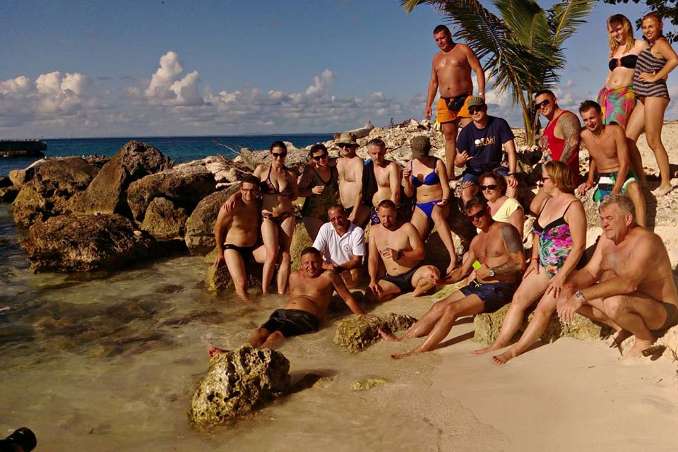 Pakiet 5 dni nurkowych wMorzu Karaibskim